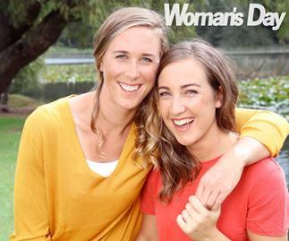 Emma Twigg Charlotte Mizzi engaged