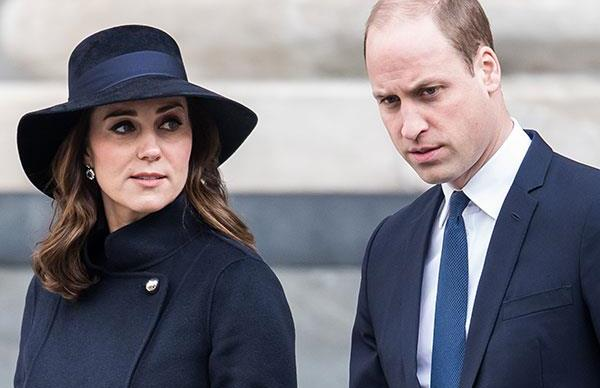 kate middleton and prince william serious