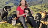 Meet the trailblazing female shepherd who won a prestigious award previously only won by men