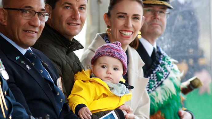 Happy birthday Neve! New Zealand's First Baby turns one!
