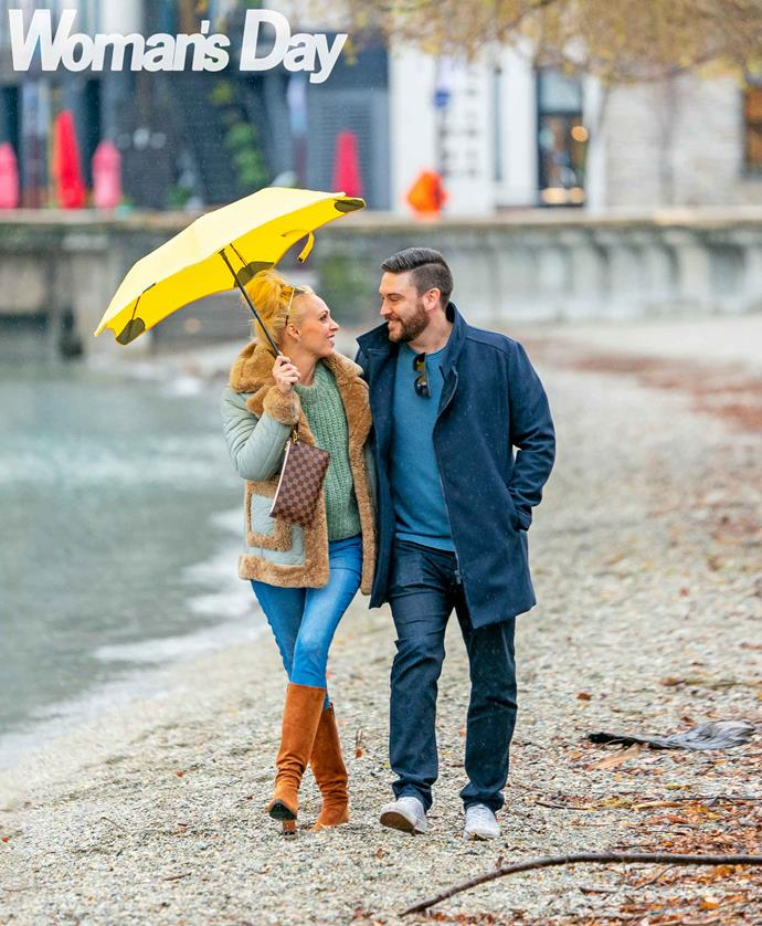 You can stand under my umbrella: Sending her man home will be easier this time – she's going too!