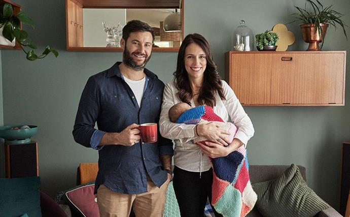 Clarke Gayford reveals Neve received a birthday present from Prince William!