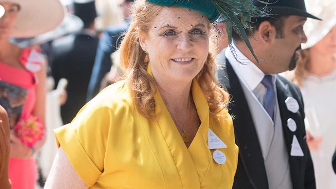 Sarah Ferguson brings to light one of the royal family's saddest tales from the past