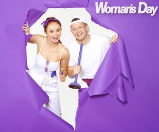 Stacy Heyman and Adam Middleton The Block NZ