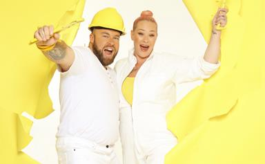 The Block NZ Firehouse contestants Lisa and Ribz: 'The Block is our honeymoon!'
