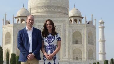 Duchess Catherine and Prince William are reportedly planning a royal tour of Asia this year