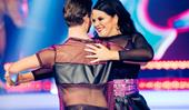 Laura Daniel and her DWTS partner Shae Mountain get matching tattoos