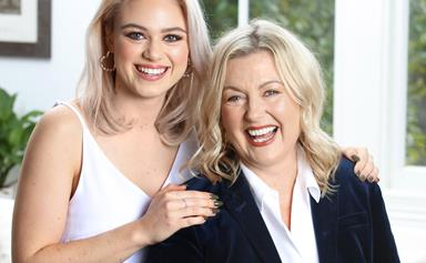 Westside actress Lily Powell on how her broadcaster mum, Anna Thomas, inspired her plus finding love on set