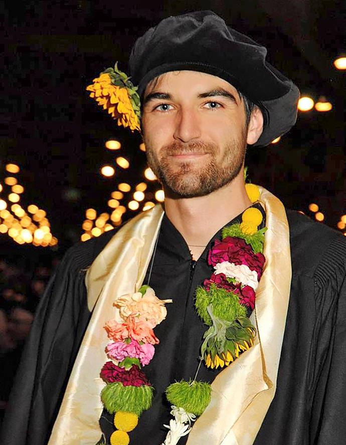 Denali graduating from arts college in 2013