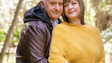 The brave Foxton couple who received cancer diagnoses within 6 months of each other