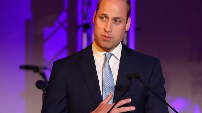 Prince William moves well-wishers by unexpectedly joining them in vigil for Princess Diana