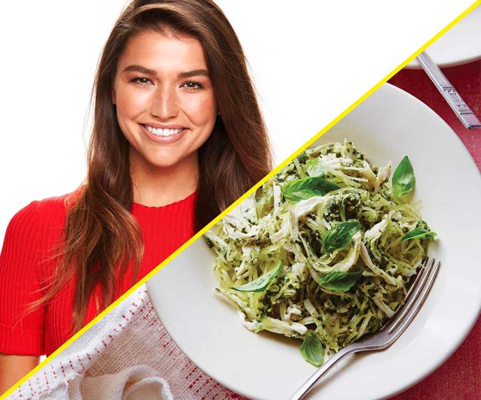 Cassidy in the Kitchen: Bravo NZ host Cassidy Morris' edamame and mung bean pasta
