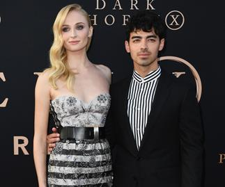 Game of Thrones' Sophie Turner shares the first gorgeous photo from her wedding to Joe Jonas