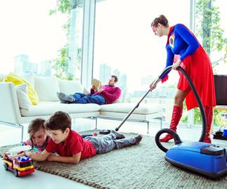 Women do more housework than men - here's the frustrating reason why
