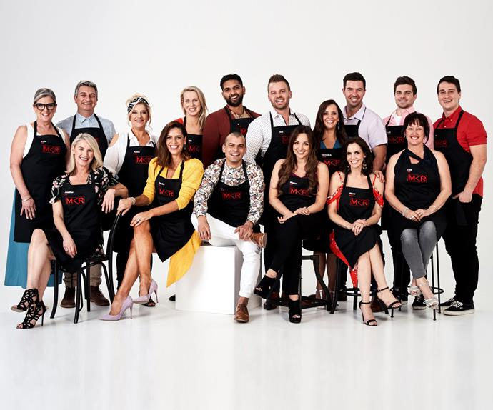 My Kitchen Rules 2019 contestants