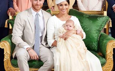 A secret no more? A royal source reveals the identity of one of Archie's godparents
