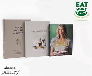 Alison's Pantry Eat More Greens Competition