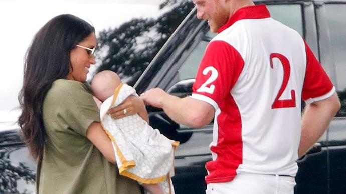 Oh please! Why the mum-shaming of Duchess Meghan after her polo outing was just too predictable