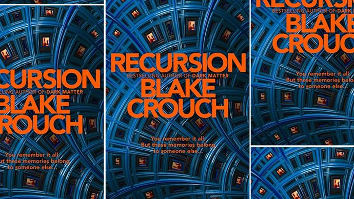 Win the NEXT August book of the month: Recursion by Blake Crouch