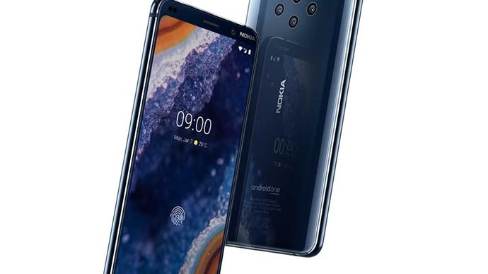 Win a Nokia 9 PureView