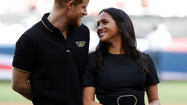 Duchess Meghan and Prince Harry appear on Time's 25 Most Influential People on the Internet list