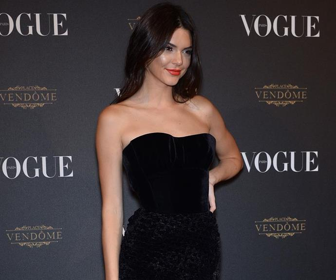 Kendall Jenner makes unisex names cool.