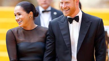 Everything you need to know about Prince Harry and Duchess Meghan's new foundation - including its just released name