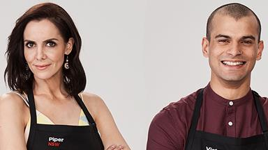 My Kitchen Rules' Piper breaks her silence on her relationship with Victor