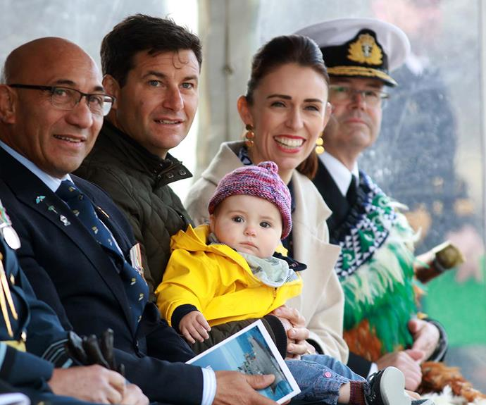 Jacinda Ardern reveals who Neve gets her 'strong will' from