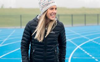 Helena Dinnissen, New Zealand's fastest mum