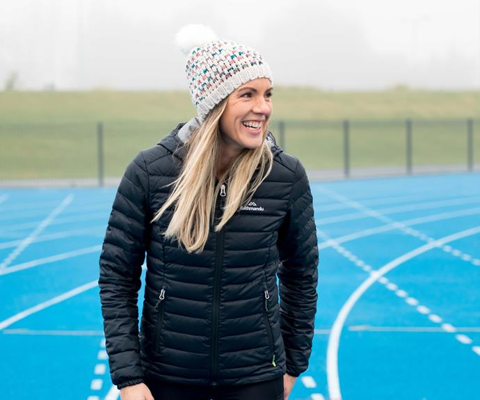 Helena Dinnissen, New Zealand's fastest mum