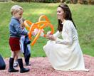 Details have emerged about Prince George's 'magic-themed birthday party'