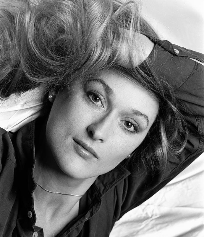 Meryl in 1978