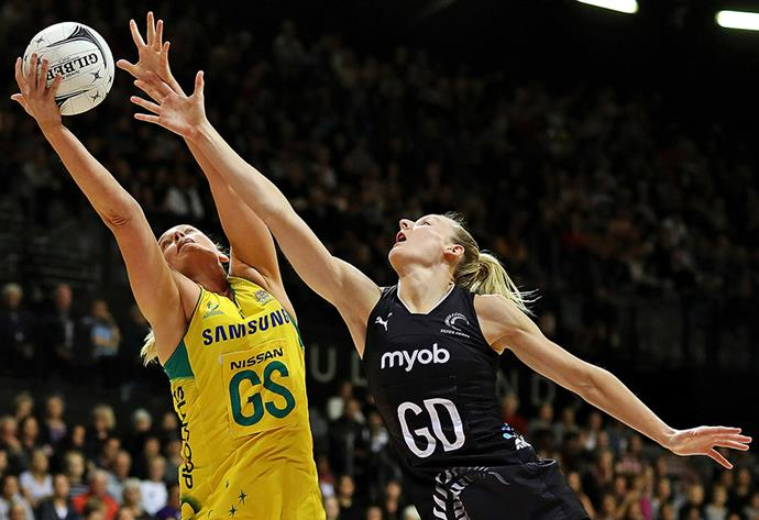 Despite many setbacks, Katrina put her game face on and worked hard to earn another call-up for the Silver Ferns.