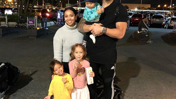 sonny bill williams all blacks family wife