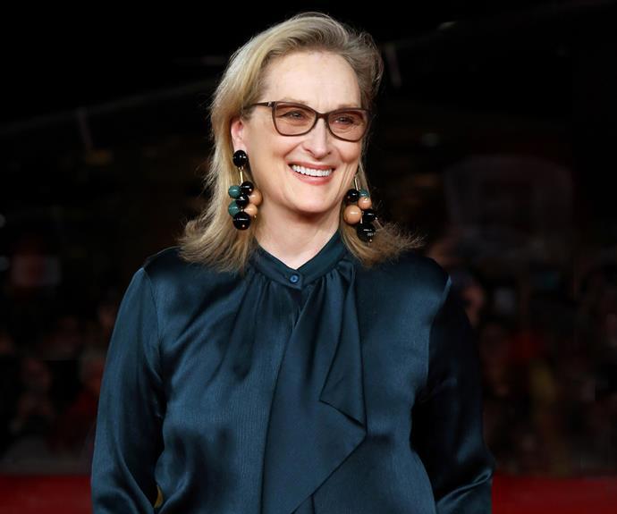 Meryl Streep 2019