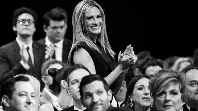 What makes Julia Roberts stand out from the crowd
