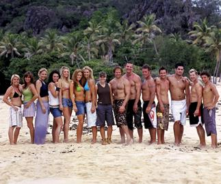 Celebrity Treasure Island Cast