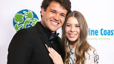 Bindi Irwin and Chandler Powell are engaged! And he proposed on her 21st birthday!