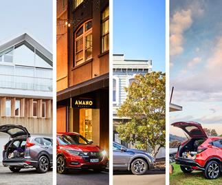 Quiz: Find the perfect Honda SUV for you