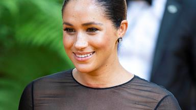 This is the one instruction Duchess Meghan gave the photographer of her British Vogue cover shoot