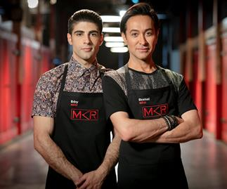 MKR My Kitchen Rules Ibby and Romel runner up