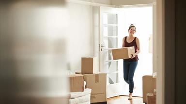 Moving house in the first trimester of pregnancy can affect your unborn baby, a new study shows