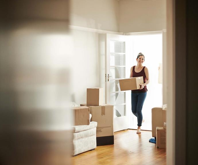 Moving house in early pregnancy affects your unborn baby.