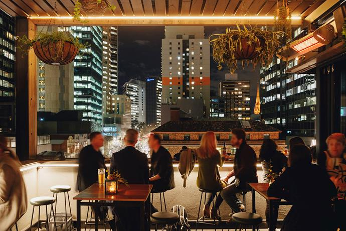 Bomba Restaurant and Rooftop Bar was the perfect way to get acquainted with the city. *(Image: Supplied)*