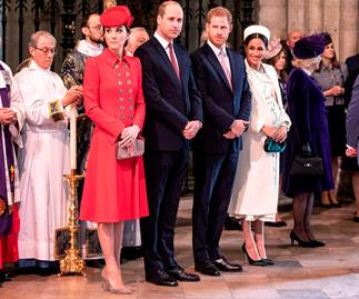 kate middleton meghan markle prince harry prince william