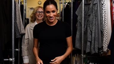 Duchess Meghan is launching her own clothing collection and it's for a very good cause