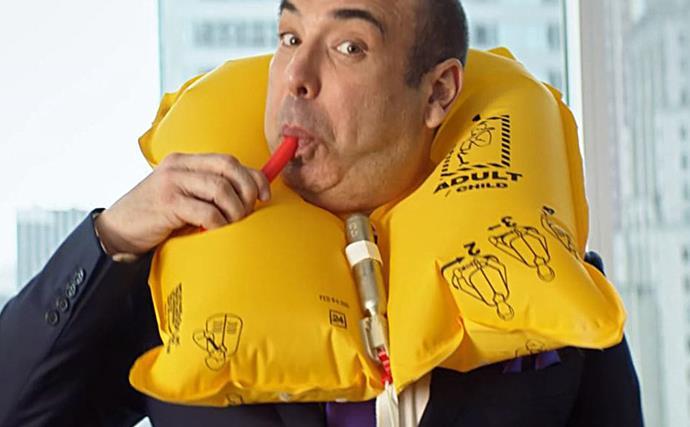 Air NZ New Zealand safety video rick hoffman