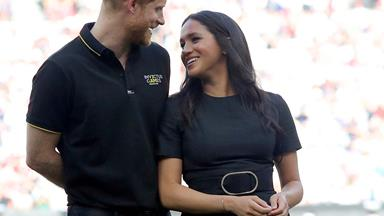 Prince Harry shares the sweetest birthday message for his wife, Duchess Meghan