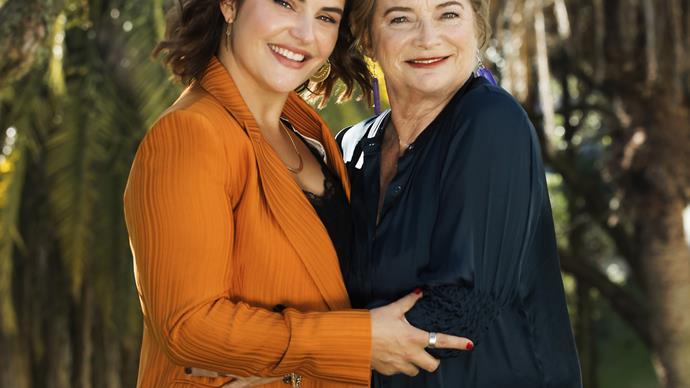 Morgana O'Reilly Mean Mums